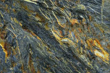 texture matière roche pierre falaise grès bretagne schiste strate couche oxyde de fer rouille oxydé
