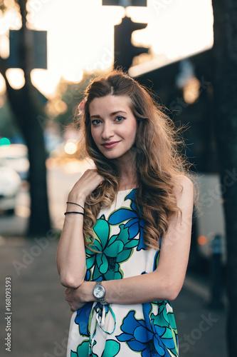 Romanian charming teen