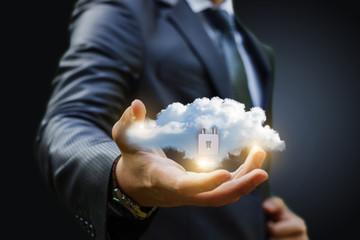 Cloud data security .