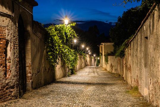 Saluzzo, Cuneo, Italia