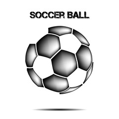 Soccer ball icon