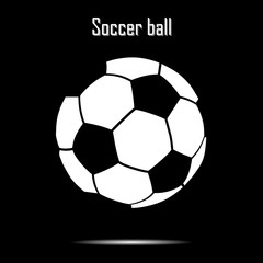 Soccer ball icon