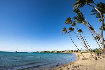 Anaeho'omalu Beach,Hawaii Island