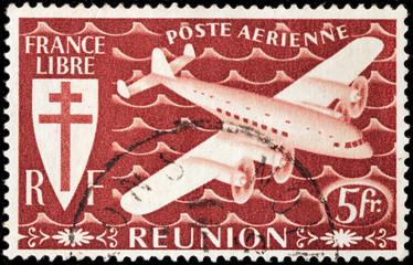 Reunion Island Stamp