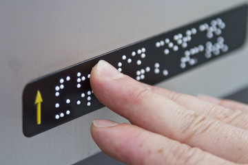 Public braille