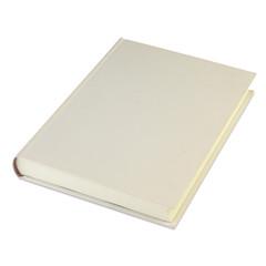 ハードカバーの本/クリッピングパス付き