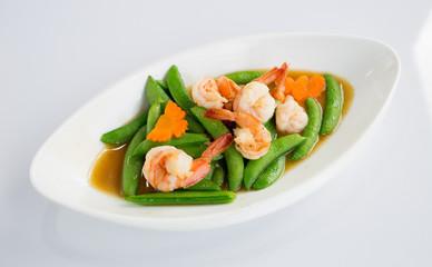Stir Fried Thai Vegetables