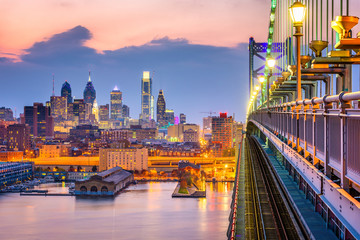 Philadelphia Pennsylvania Skyline