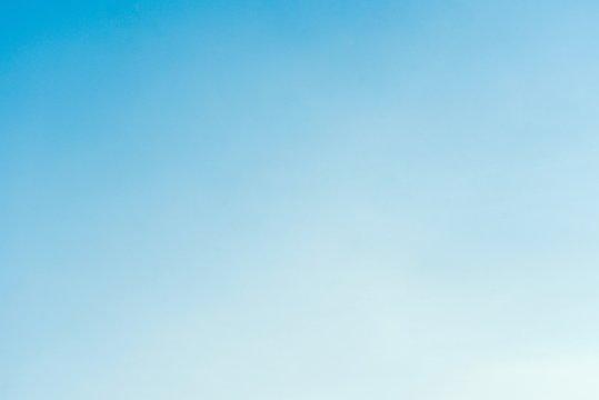 Blue Gradient Blurred Background