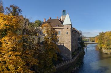 Rothschild Castle, Waidhofen an der Ybbs, Mostviertel region, Lower Austria, Austria, Europe