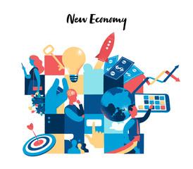 Economia moderna