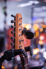Electric guitars, part
