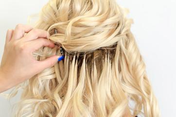 Beautiful hair extension