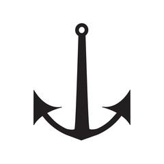 ship anchor icon- vector illustration