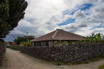 竹富島の自然、沖縄離島のイメージ集