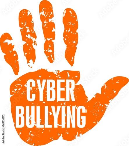 Stop cyber bullying logo