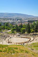 Acropolis in Greece, Athens