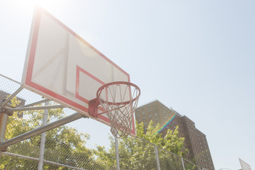 Basketball Courts in NY