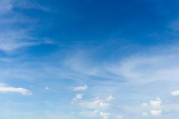 blue sky back ground