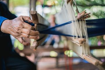 Handicraft Indigo Fabric
