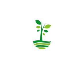 Plant logo