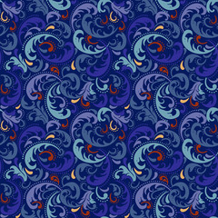 Ethnic Seamless Pattern. Ethno Boho Ornament. Tribal Art Print. Fabric,  Cloth Design
