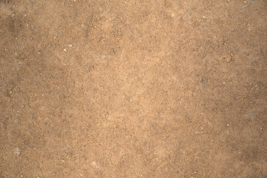 Soil texture and background of ground