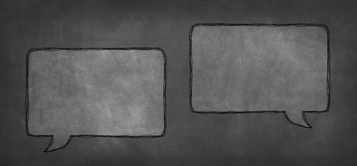 blackboard abstract