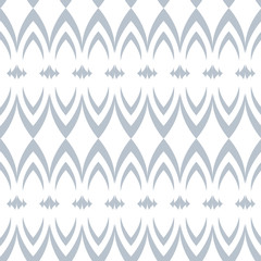 Abstract vector geometric seamless pattern. Monochrome background. Wrapping paper. Print for interior design. Kids background.
