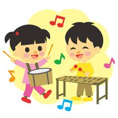 子供と行事 音楽会