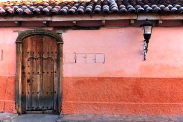 Streets of San Cristóbal de las Casas, Mexico
