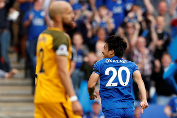 Premier League - Leicester City vs Brighton & Hove Albion