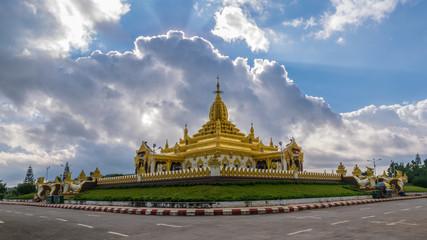 Mahar Ant Htoo KanThar Phayar Pagoda, Pyin Oo lwin, Myanmar