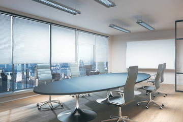 Light meeting room