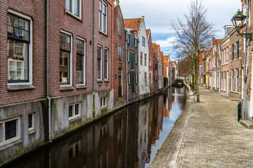 Alkmaar cityscape, the Netherlands