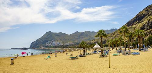 Beach Teresitas, Tenerife