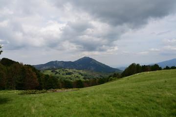 Canvas Prints Hill Montagne (Italia)
