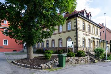 Rathaus von Dentlein
