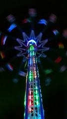 Luna park - luci e divertimento
