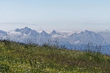 Austrian Alpine Landscape Carinthia