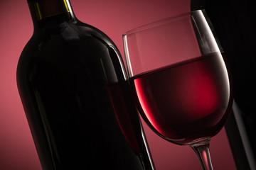 Wine tasting and celebration