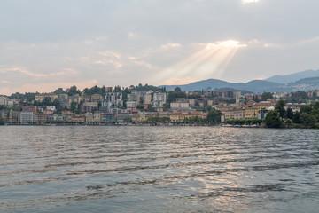 Lugano - Il Lago