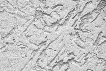Plaster monochrome texture