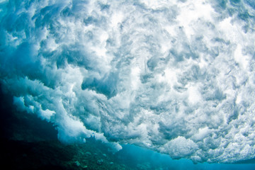 Underwater in Indonesia
