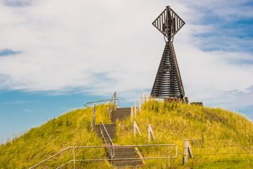 Schifffahrtszeichen Baltrum Westend