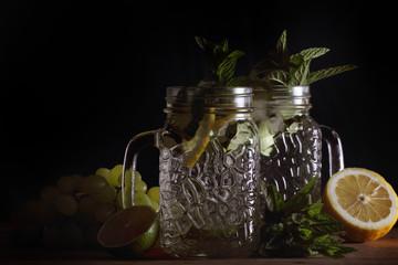 напиток для похудения с огурцом и лимоном