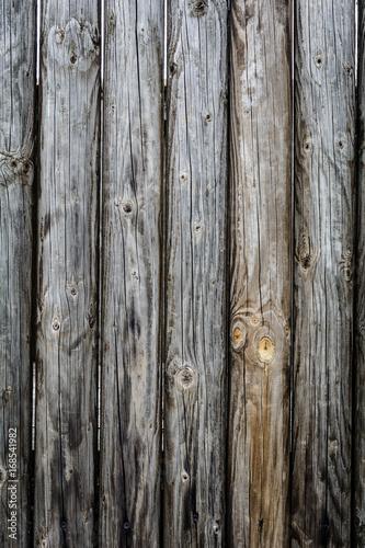 Holz Palisaden Zaun Alt Holzboden 2