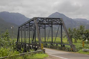 Old Bridge in Hanalei