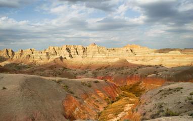 Geology Rock Formations Badlands National Park South Dakota