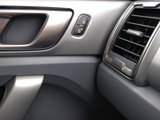lock,unlock button on door interior car and system ventilation on console
